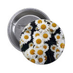 Daisy flowers pins