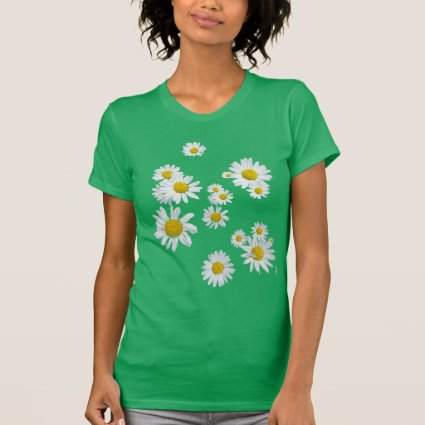 Daisy Flowers T-Shirt