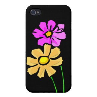 Daisy Fun Cases For iPhone 4