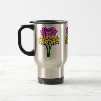 Daisy Fun mug