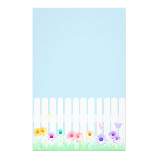 Daisy Garden Stationary Stationery