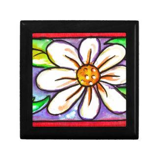 Daisy Jewelry Box