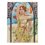 Daisy Goddess Post Cards