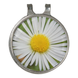 Daisy Golf Hat Clip and Ball Marker