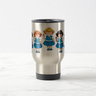 Daisy Group 15 Oz Stainless Steel Travel Mug