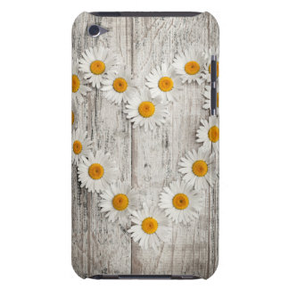 Daisy heart iPod touch Case-Mate case