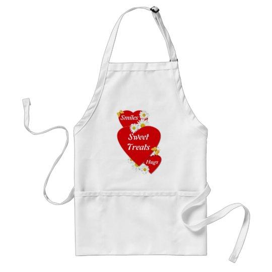 Daisy Hearts Sweet Treats Valentine Apron