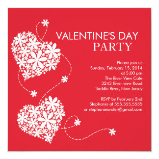Valentine Party Invitations for your inspiration to make invitation template look beautiful