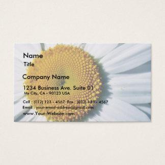 Daisy In Balboa Park Business Card