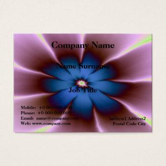 Daisy in Blue Card
