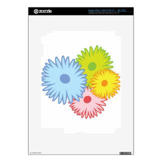 daisy iPad 3 skins