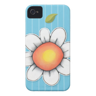Daisy Joy blue iPhone 4/4S ID/Credit Card Case iPhone 4 Case-Mate Cases