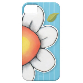 Daisy Joy blue iPhone 5 Barely There Case iPhone 5 Case
