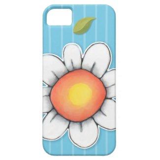 Daisy Joy blue iPhone 5 ID/Credit Card Case iPhone 5 Case