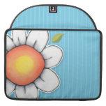 "Daisy Joy blue Macbook Pro 15"" Sleeve MacBook Pro Sleeves"