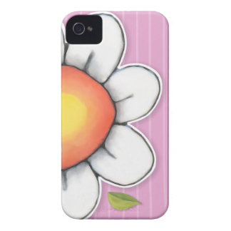 Daisy Joy pink Barely There Blackberry Bold Case
