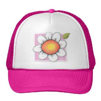 Daisy Joy pink Hat