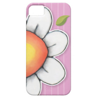 Daisy Joy pink iPhone 5 Barely There Case