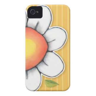 Daisy Joy yellow Barely There Blackberry Bold Case