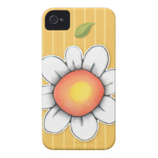 Daisy Joy yellow iPhone 4/4S ID/Credit Card Case iPhone 4 Case-Mate Cases