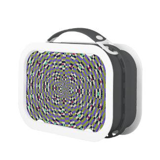 Daisy Kaleidoscope Yubo Lunch Boxes