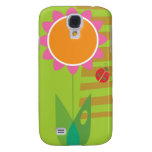 Daisy & Ladybug Samsung Galaxy S4 Cover