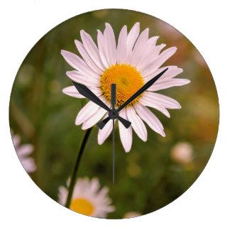 Daisy Large Clock