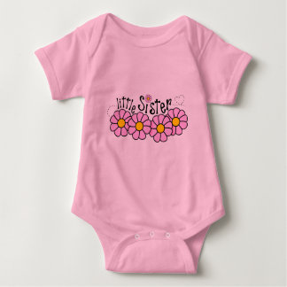Daisy Little Sis Baby Bodysuit