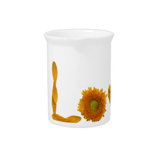 Daisy Love Drink Pitcher