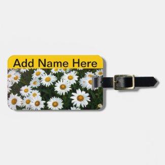 Daisy Luggage tags