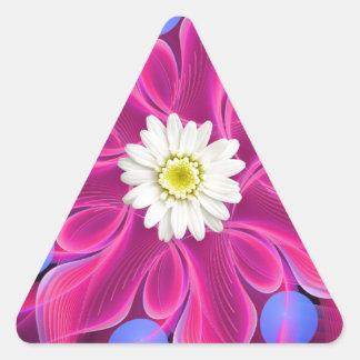 Daisy Magic Triangle Sticker