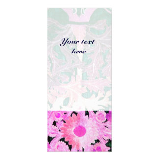 DAISY / MARGUERITE / MARGHERITA PERSONALIZED RACK CARD