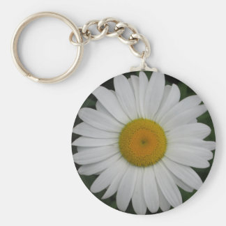 Daisy May Queen Close Basic Round Button Keychain