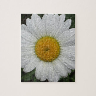 Daisy May Queen Water Jigsaw Puzzle