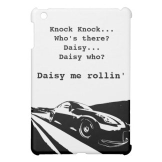 Daisy me rollin' Funny 350Z Rolling shot. Cover For The iPad Mini