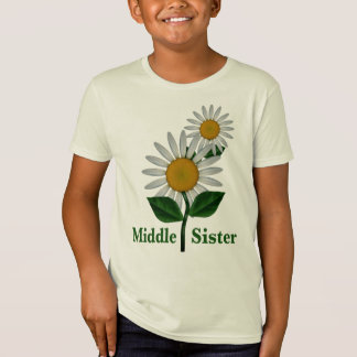 Daisy Middle Sister T-Shirt