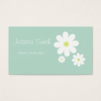 Daisy Mommy Calling Card