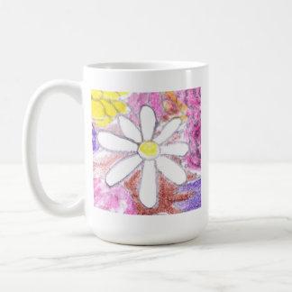 Daisy Mug by Megan