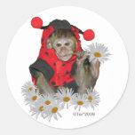 Daisy Muncher Sticker