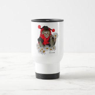 Daisy Muncher Travel Mug
