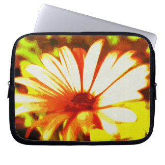 Daisy on Fire Computer Sleeves