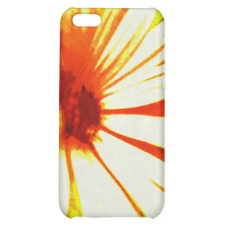 Daisy on Fire iPhone 5C Case