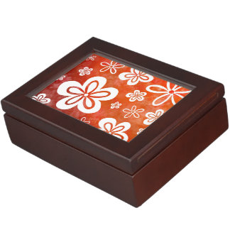 Daisy-on-Fire keepsake box