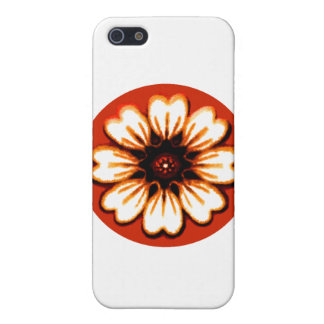 Daisy Orange The MUSEUM Zazzle Gifts iPhone 5 Cover