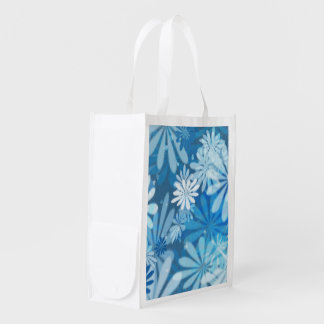 daisy party grocery bag