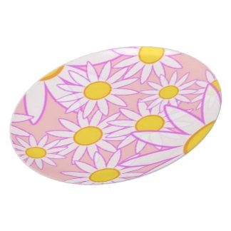 Daisy plate