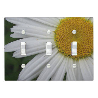 Daisy Portrait Light Switch Cover