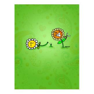 Daisy Post Cards