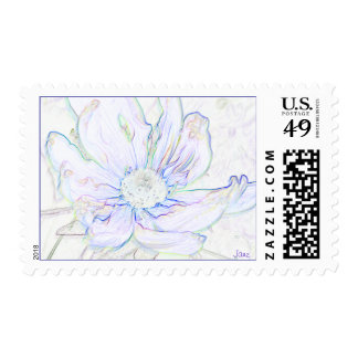 Daisy Postage Stamp