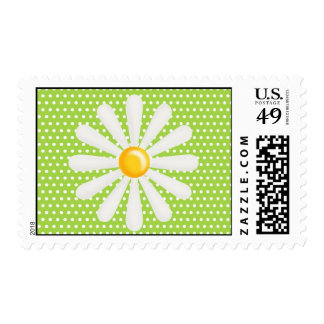 Daisy  Postage Stamps